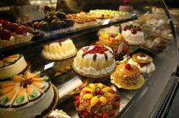 Kings Bakery Cake Menu
