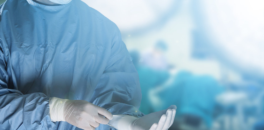 Medical Supplier of Surgical Gowns on Trial for Defective Products, Non-Compliance